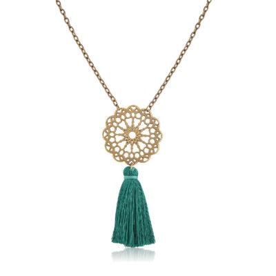 Mandala (green)